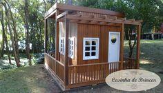 casinha de brincar - Clubhouse II