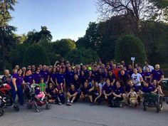 Running Solidario en Madrid por el Síndrome de Dravet