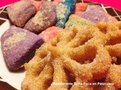 Reposteria hecha en casa encontrarás en Restaurante Doña Paca en Pátzcuaro.