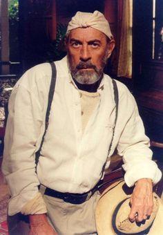 Raul Cortez as Geremias Berdinazzi, O Rei do Gado (1996)