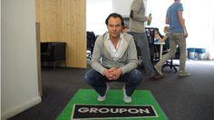 Daniel Glasner, Groupon International
