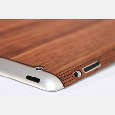 iPad Plain Walnut by Toast | Fab.com