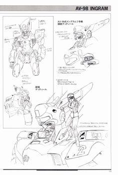 AV-98 INGRAM 2NDwith Yamato (1:24)|机器人统治者 - AC模玩网 - 中文世界最大的模型玩具社区 - Powered by phpwind