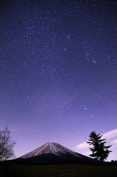 Mt. Fuji, Japan: Photo by Fuji Hirayama
