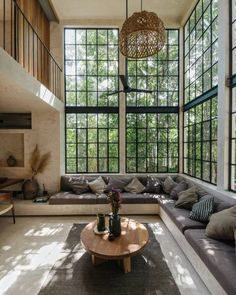 Dream Home Design, My Dream Home, Home Window Design, Aesthetic Rooms, Aesthetic Photo, House Rooms, House Wall, Home And Living, Small Living