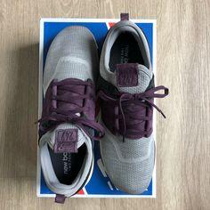 new arrival 5e4a4 87a23 New Balance Shoes   New Balance Mens 247 Nib Purple And Gray   Color  Gray