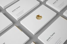9 Business Cards Mockup Professional by Torres on @creativemarket