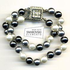 Bracelet Pearls Made With SWAROVSKI® ELEMENTS