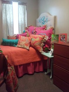 Super cute Moxii dorm room