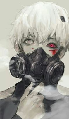 You're gonna catch a cold from the ice in your soul. Tokyo Ghoul - Kaneki ken