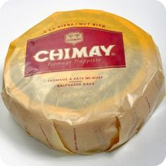 Belgian Chimay Trappist Cheese