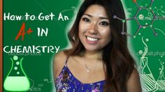 So in this video I talk to you guys about what I did in order to get an A in all my chemistry classes as well as some important chemistry topi.