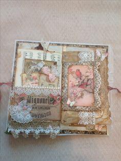 Paper bag Journal Paper Bag Books, Paper Bag Album, Paper Bags, Fabric Journals, Journal Paper, Book Journal, Handmade Journals, Handmade Books, Vintage Journals