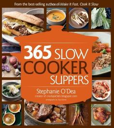 365 Slow Cooker Suppers:Amazon:Books