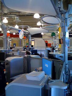 Google Offices Around The World [Photos] - Part II