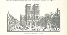 """British Library digitised image from page 30 of """"Paris sous Louis XIV. Monuments et vues"""" Page Number, Louis Xiv, British Library, Monuments, New York Skyline, Paris, Image, Montmartre Paris, Paris France"""