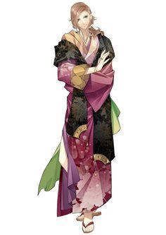 D3P、『逆転吉原~扇屋編~』を一部改変した新作ゲーム『艶恋絵巻』を『Forbidden Romance』で配信開始   Social Game Info