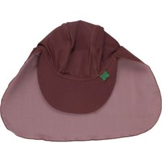 Fred's World eco tex certified sun hat UV 50+ BROWN