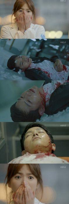 [Spoiler] Added episode 13 captures for the Korean drama 'Descendants of the Sun' @ HanCinema :: The Korean Movie and Drama Database