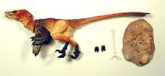 David Silva is raising funds for Beasts of the Mesozoic: Raptor Series Action Figures on Kickstarter! Beasts of the Mesozoic is a line of scale scientifically accurate dinosaur action figures, with great detail and articulation. Spinosaurus, Happy Tree Friends, Dinosaur Art, Tyrannosaurus Rex, Prehistory, Action Figures, Beast, Moose Art, Animals