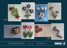 Quilling Handmade Flowers XL
