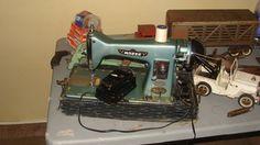 Vintage Morse Deluxe portable Sewing by ASHLANDOREGONANTIQUE, $125.00