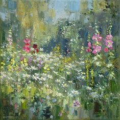 Rex PRESTON - Garden Flowers