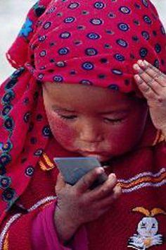 Enfants Du Tibet