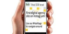 tribal ddb israel creates 1st instagram agency website http://statigr.am/tribalddb_israel  브랜드에 이어 에이전시까지 인스타그램에 페이지를 만드는군요!