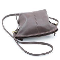 18bde9721e6 Coach Leather Zip Top Crossbody. Cross Body HandbagsZipperCrochet Shoulder  ...