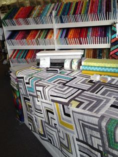 Featured Shop: Fabric Shack of Waynesville, Ohio Â« modafabrics ... : fabric shack quilt shop - Adamdwight.com