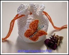 Annasimplecrochet: Petite bourse