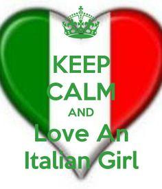 Love an #Italian Girl!