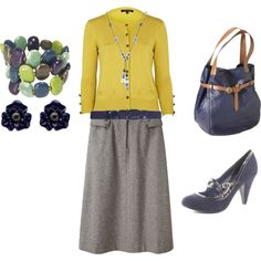 """dress casual"" by thetrendyhomemaker on Polyvore"