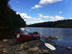 Kayaking on the Delaware River with Kittatinny Canoes NY/NJ/PA!