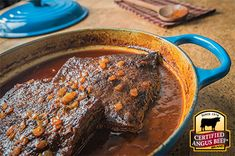 Barbecue Braised Brisket recipe provided by the Certified Angus Beef® brand.