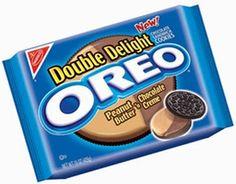 Oreo Double Delight PB& Choco Creme