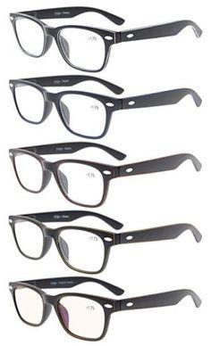 03c62eaaa51a HIPSTER-5-PAK-1-50-Designer-Fashion-Folding-Mens-Womens-Unisex-READING- GLASSES
