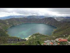Ingapirca, Quilotoa, Cuicocha, San Rafael, Pailon del Diablo vistos desd...