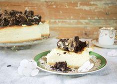 #Brownie #Cheesecake Brownie Cheesecake, Deli, Tiramisu, Homemade, Ethnic Recipes, Sweet, Desserts, Food, Gourmet