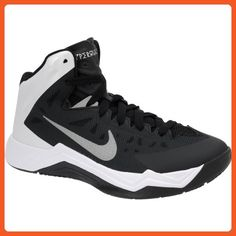 online store 5d9e7 29ae7 Nike Hyper Quickness Women s Basketball Shoe (A095, Black White) - Athletic  shoes