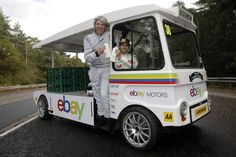 Tom Onslow-Cole breaks Guinness World Record for the fastest milk float on earth - Mirror Online