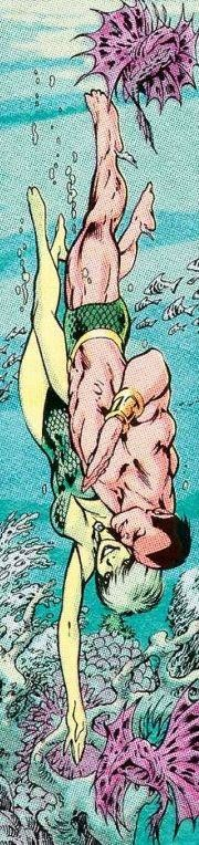Namor & Marrina