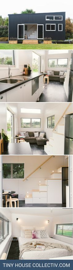 The Buster Tiny House from New Zealand
