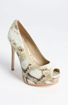Kenneth Cole New York 'Top Tier' Pump available at #Nordstrom