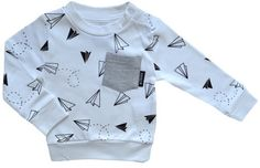 Shirtje paper planes