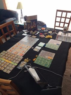 Caverna - by Lookout/Mayfair Games