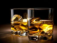 Two glasses of whiskey by Alexey Lysenko on 500px