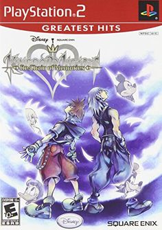Juegos, Videojuegos, accesorios: Kingdom Hearts Re:Chain of Memories - PlayStation 2 - Sta... https://www.amazon.com.mx/dp/B001G3B0HC/ref=fastviralvide-20