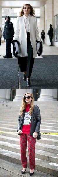 New York Fashion Week Autumn/Winter